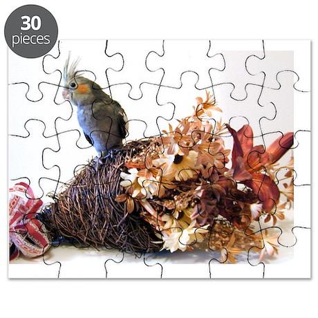 holiday_fallcockatiel Puzzle