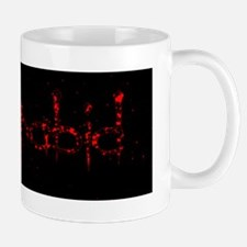 gone_rabid_sticker_red Mug