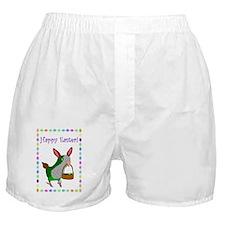easter_quakerbunny Boxer Shorts
