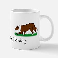 herding_bordercollie_brown Mug