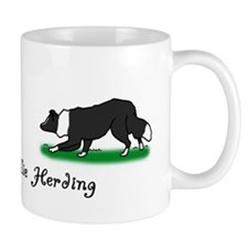 herding_bordercollie_black Mug