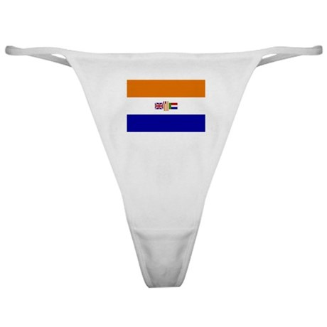 South Africa Classic Thong