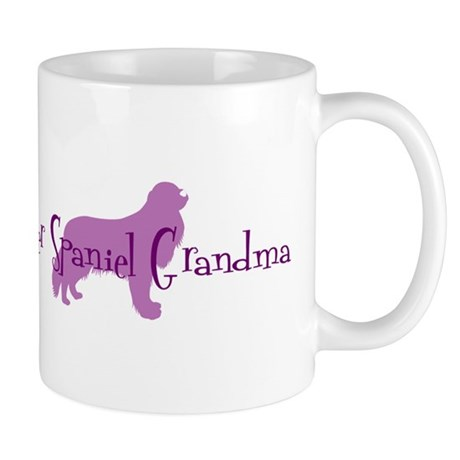Cavalier Spaniel Grandma Mug