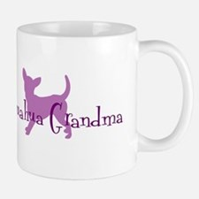 Chihuahua Grandma Mug
