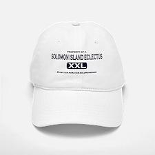 property_of_solomonisland Baseball Baseball Cap