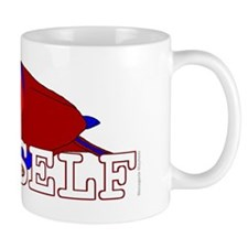beyourself_value Mug