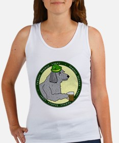 irishlager_wolfhound Women's Tank Top