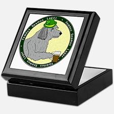 irishlager_wolfhound Keepsake Box