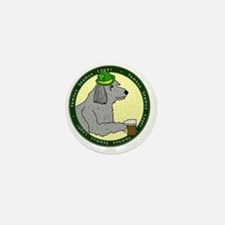 irishlager_wolfhound Mini Button