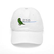 little_severemacaw_bev Baseball Cap