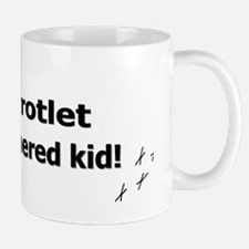 featheredkids_parrotlet Mug