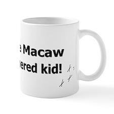 featheredkids_severemacaw Mug