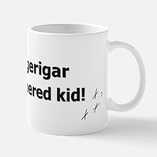 featheredkids_budgerigar Mug