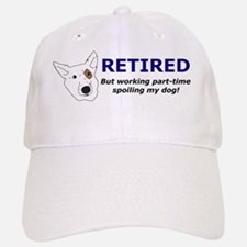 retired_spoilingdog_hat Baseball Baseball Cap