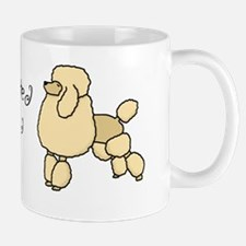 poodle_oftenimitated Mug