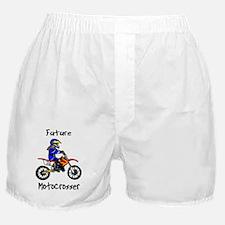 futuremotocrossergirl Boxer Shorts