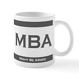 Mba Coffee Mugs