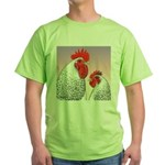 Delaware Fowl Green T-Shirt