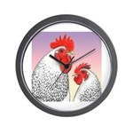 Delaware Fowl Wall Clock