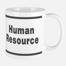 Human Resource Small Mug