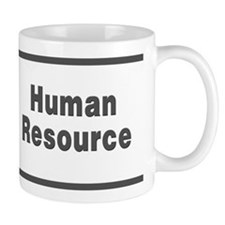 Human Resource Small Small Mug