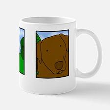 comicstrip_choclab Mug