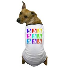 quaker_parrot_multi Dog T-Shirt