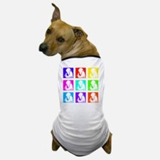 Black t-shirt Dog T-Shirt