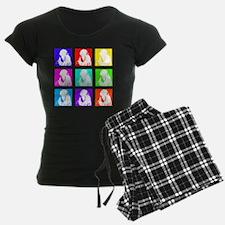 Black t-shirt Pajamas