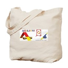AGILITY! Tote Bag