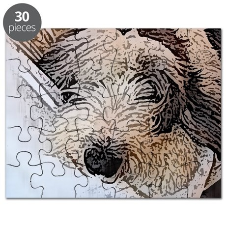 oes_painting1_greetingcard Puzzle