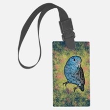 parrotletblue_journal Luggage Tag