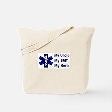 My Uncle My EMT Tote Bag