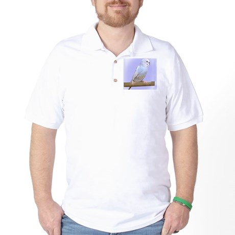 budgie3_ornament Golf Shirt