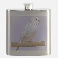 budgie3_ornament Flask