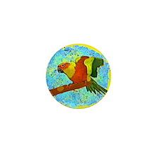 sunconure_mousepad Mini Button