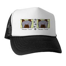 generic_yorkie_mug Trucker Hat