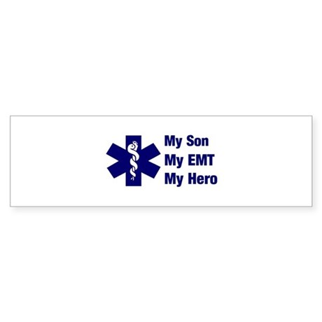 My Son My EMT Bumper Sticker