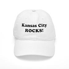 Kansas City Rocks! Baseball Cap