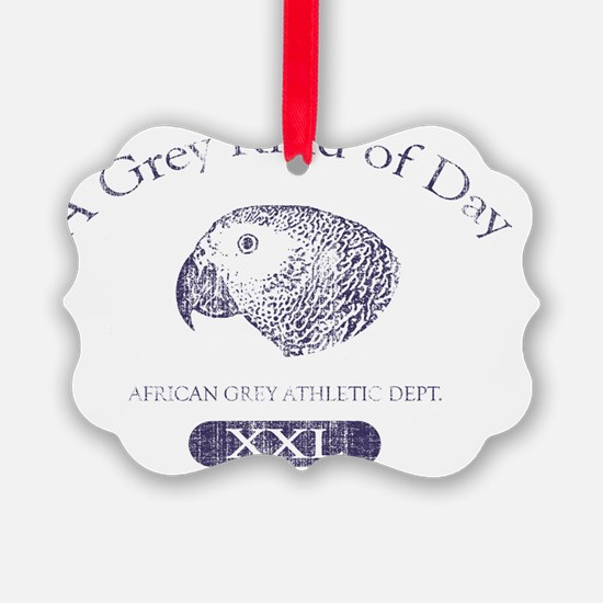 greykindaday Ornament