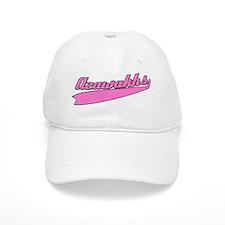 st_azawakh_pink Baseball Cap