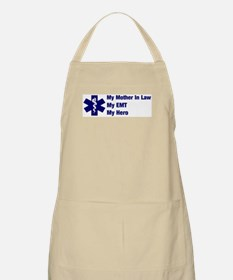 My Mother In Law My EMT BBQ Apron