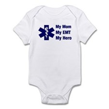 My Mom My EMT Infant Bodysuit