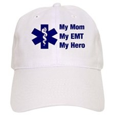 My Mom My EMT Baseball Cap