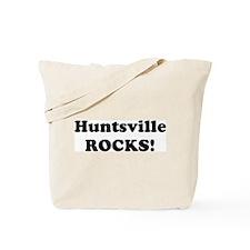 Huntsville Rocks! Tote Bag