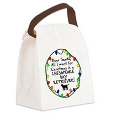 ds_chesapeake Canvas Lunch Bag