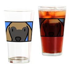 generic_fila_black Drinking Glass