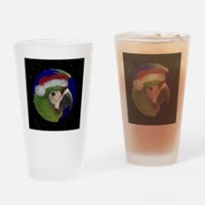 severemacaw_ornament Drinking Glass