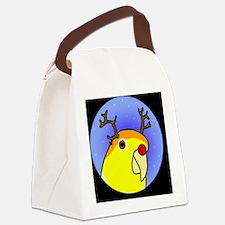 ornament_wbcaiquereindeer Canvas Lunch Bag