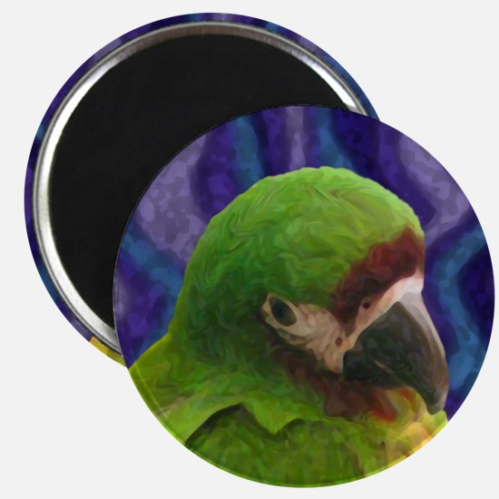 severemacaw_oilornament Magnet